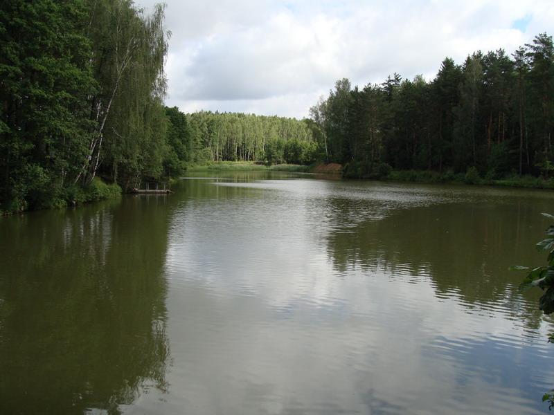 Озеро в Рождествено